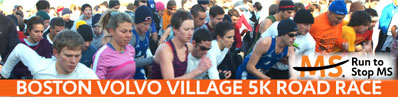 365 things to do in boston volvo 5k race