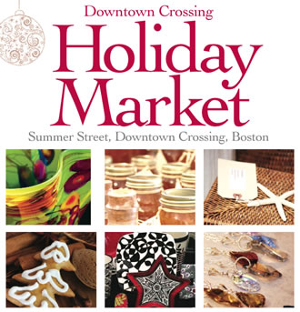 365 things to do in boston holiday market downtown
