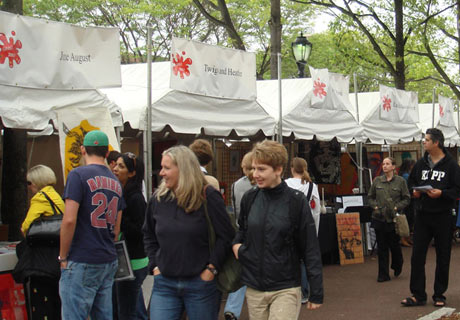 365 things to do in Boston arts festival