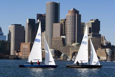 365 things to do in boston sailing
