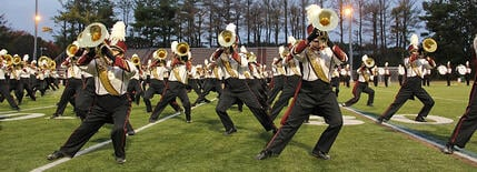 minuteman marching